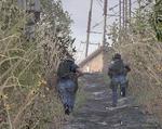 Escapando de las favela