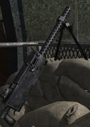 Browning M1919 montada COD 2