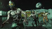 Zombies Astronautas COD BO