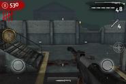 Primera persona vista en Call fo Duty Zombies
