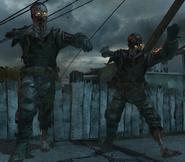 Zombies de Nuketown Zombies