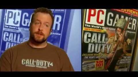 Call of Duty 4 Modern Warfare Multiplayer (BTS)