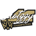Shotzzy Champs2020 Sticker.png