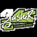 SlasheR Champs2020 Sticker.png