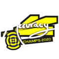 Accuracy Champs2020 Sticker.png