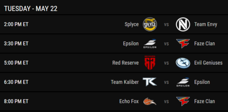 Division A Week 2 Day 1 Schedule.png