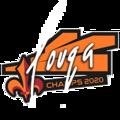 Louqa Champs2020 Sticker.png