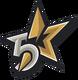 Five Stars Gaminglogo square.png