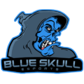 Blue Skull e-Sportslogo square.png