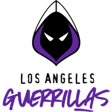Los Angeles Guerrillaslogo profile.png