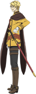 Rempart Leonhardt (anime) settei 1