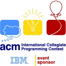 ACM ICPC logo