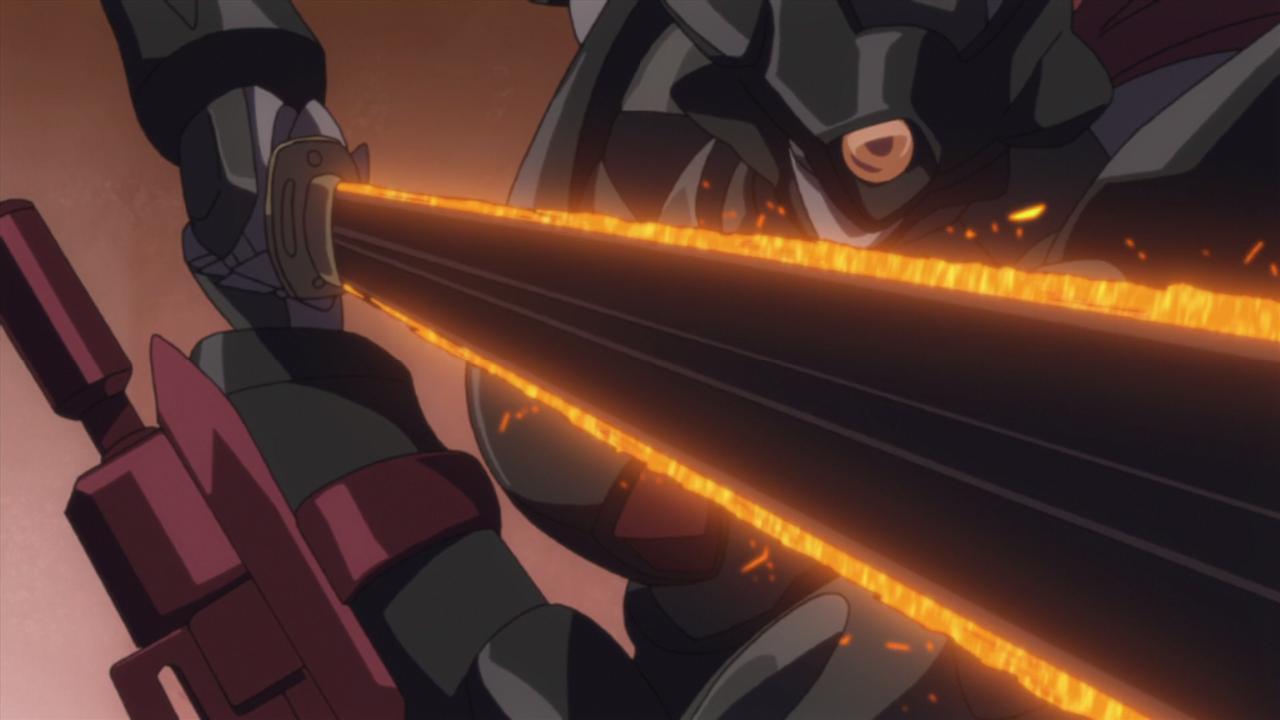 Revolving Blade Sword