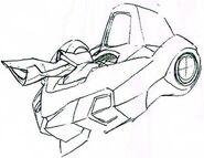 Sketch-Byakuen head retracted