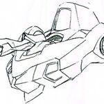 Sketch-Byakuen head retracted.jpg