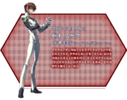 Chara-suzaku