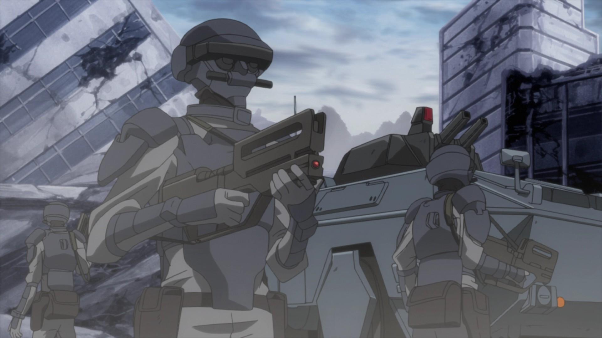 Britannian Ground Force