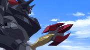 Brake Sword - Slash Harken