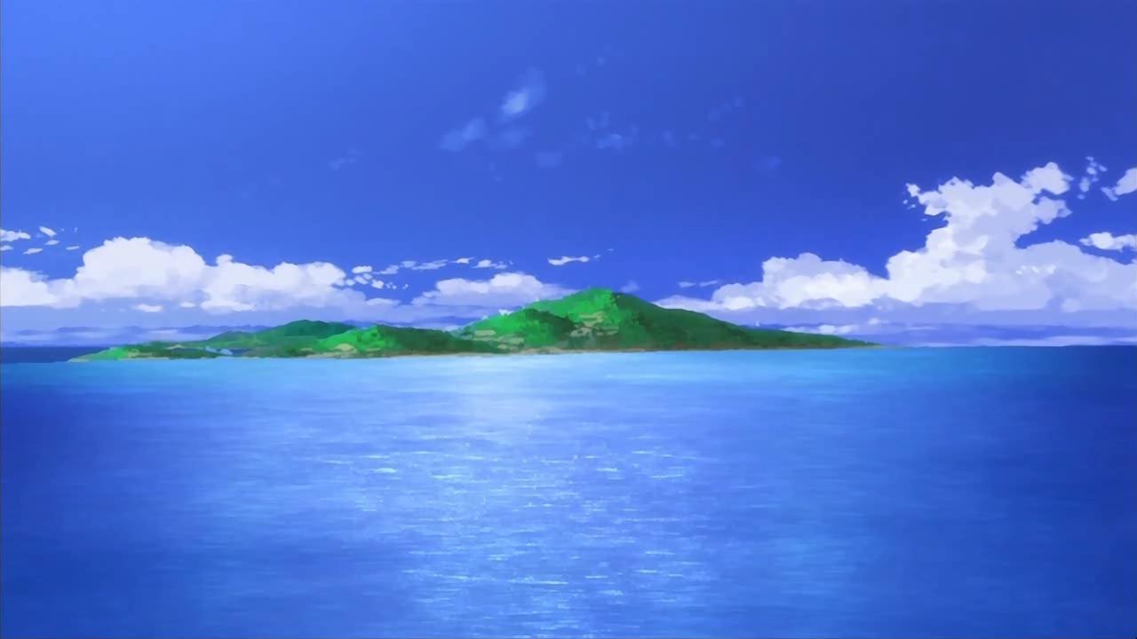 Kamine Island