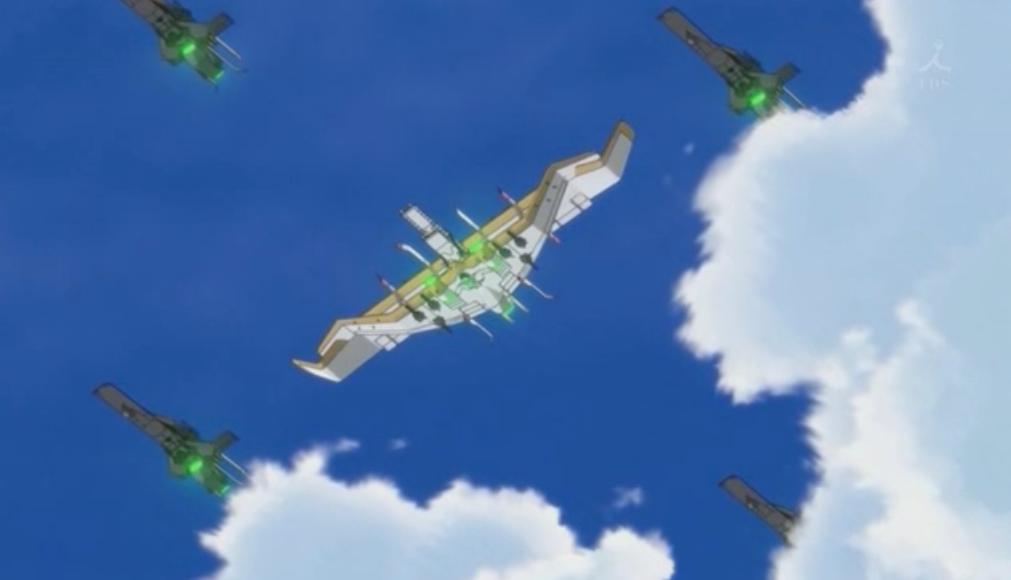 Logres-class Floating Battleship