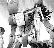 Ganymede (Oz the Reflection manga)