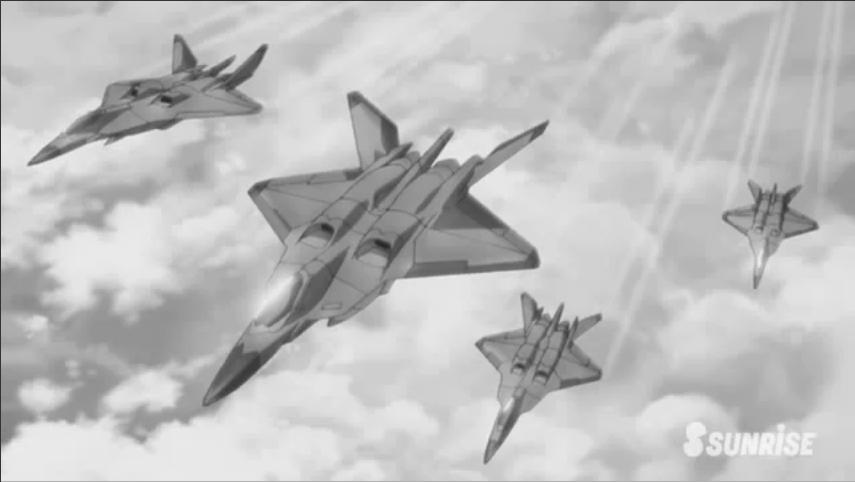 Britannian Jet Fighter