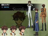 Suzaku Kururugi