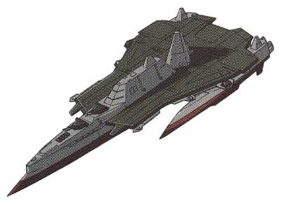 Britannian Carrier-Battleship