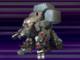 Burai Heavy Weapons Type