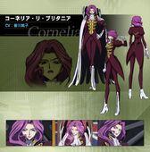 Cornelia Profile