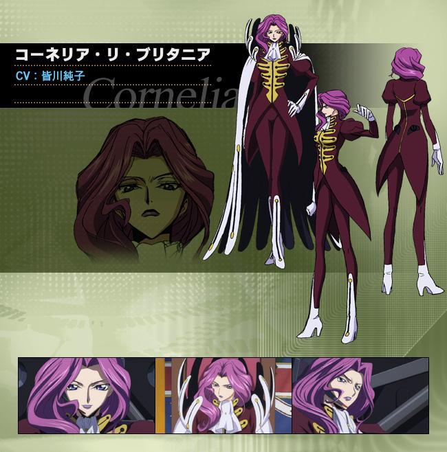 Cornelia li Britannia