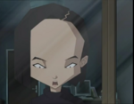 Yumi ''I don't think you can be trusted''