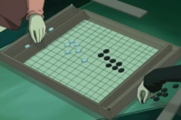 Aelita and Yumi playing a game CL 53