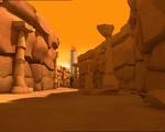 Code Lyoko - The Desert Sector - Canyons