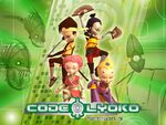 Code lyoko season 3 official artwork