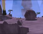 Code Lyoko - The Mountain Sector - Rocks.png