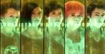 All five Lyoko Warriors getting Scanned