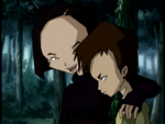 Vertigo Yumi tries to cheer Ulrich up image 1