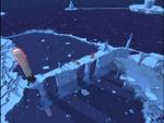 Code Lyoko - The Ice Sector - Lakes