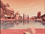 Code Lyoko - The Desert Sector - Oasis