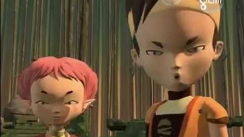 Код Лиоко - Эпизод 13 - На волоске