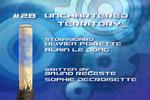 28 unchartered territory