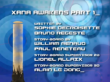 X.A.N.A. Awakens, Part 1