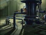 Factory Boiler Room
