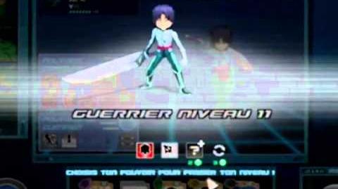 Trailerul lui Code Lyoko Social Game
