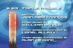 63 triple trouble