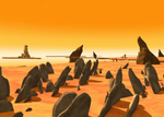 Code Lyoko - The Desert Sector (Season 2-4)