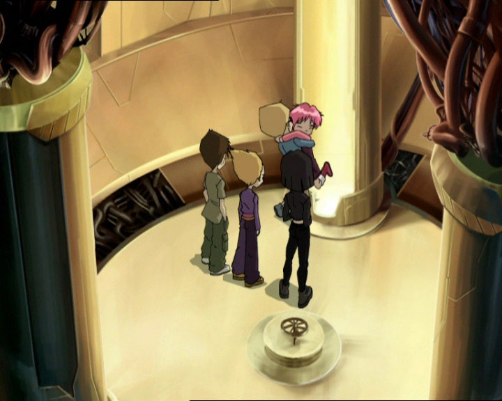 Aelita being back on Earth CL 53.PNG