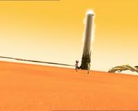 Code Lyoko - The Desert Sector - The Way Tower