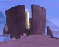 Code Lyoko - The Mountain Sector - The Way Tower